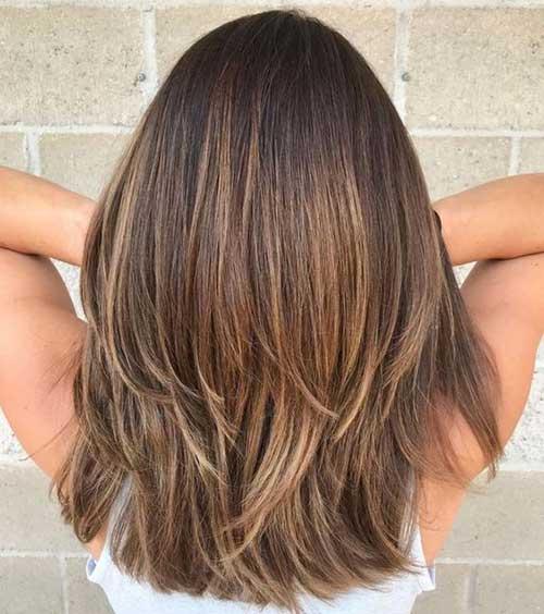 Short Medium Layered Haircuts-15