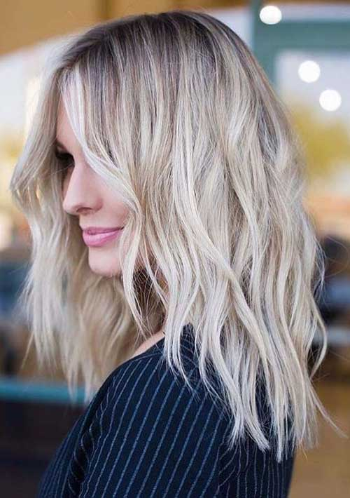 20 Best Medium Layered Hair Ideas - Styles 2020