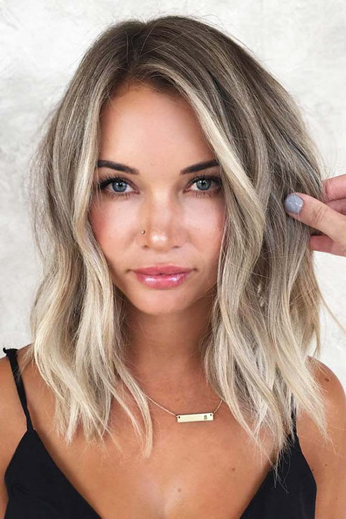 Blonde Bob Ideas