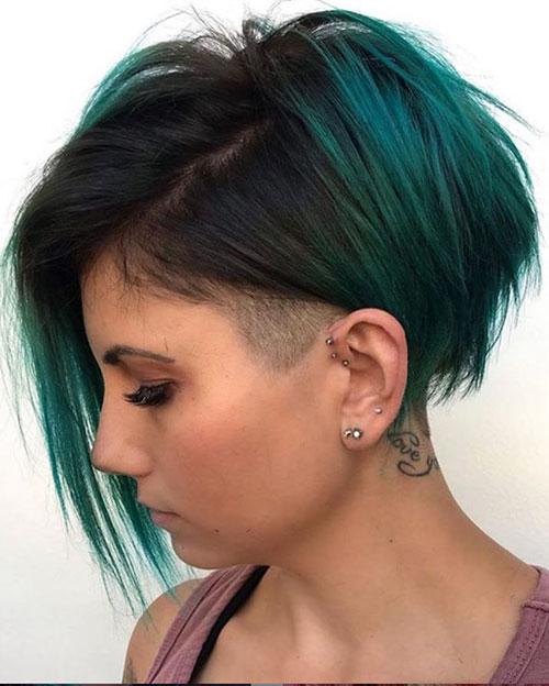 Best Color For Pixie Cut
