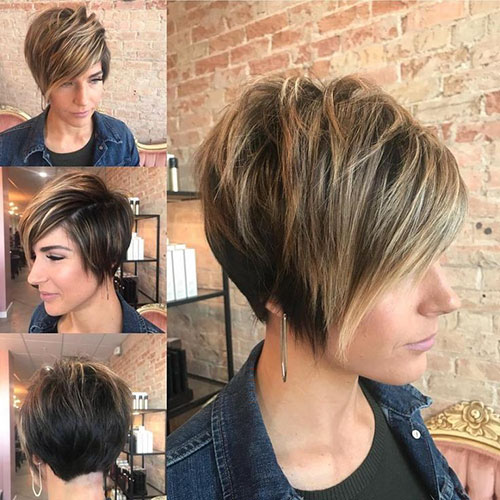 Pixie Cut Images