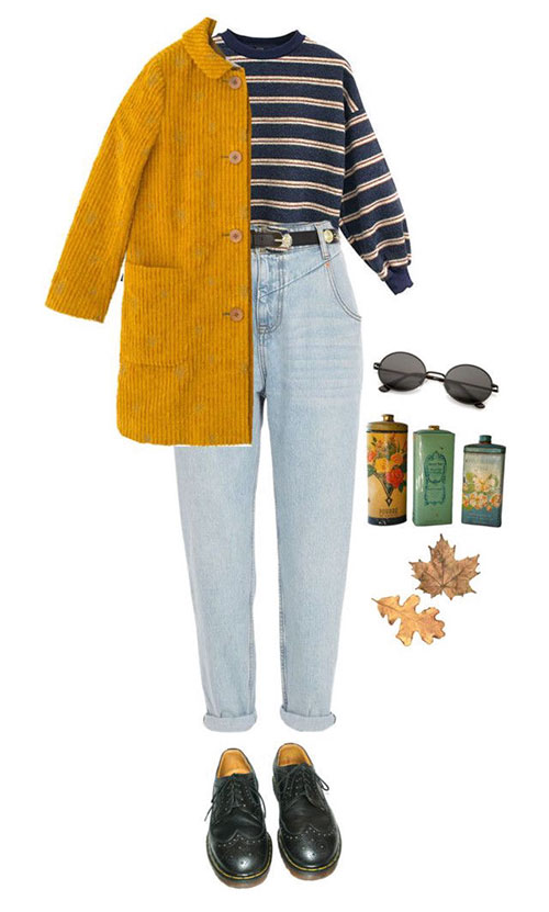 90S Day Outfits