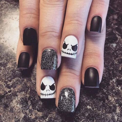 Best Halloween Nail Art