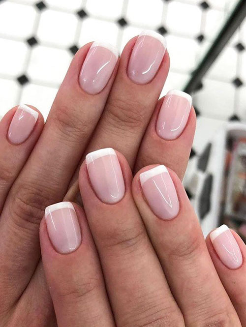 Gel French Tip