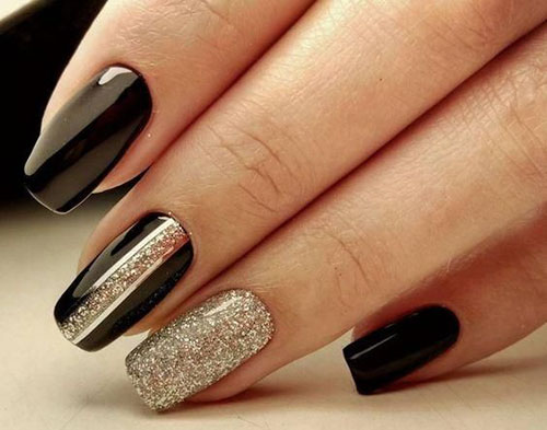 Art Deco Nail Designs