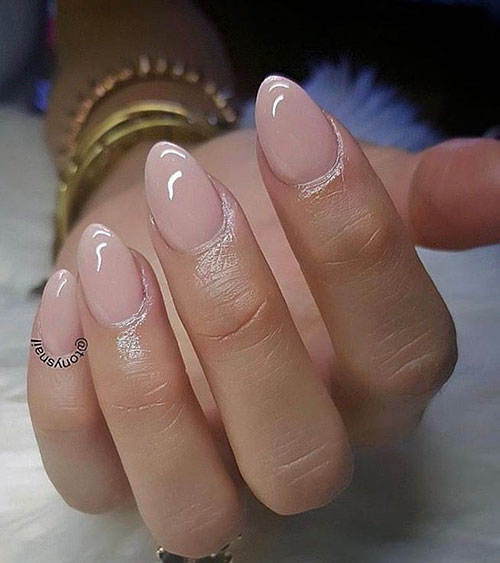 Nailene Oval Nails