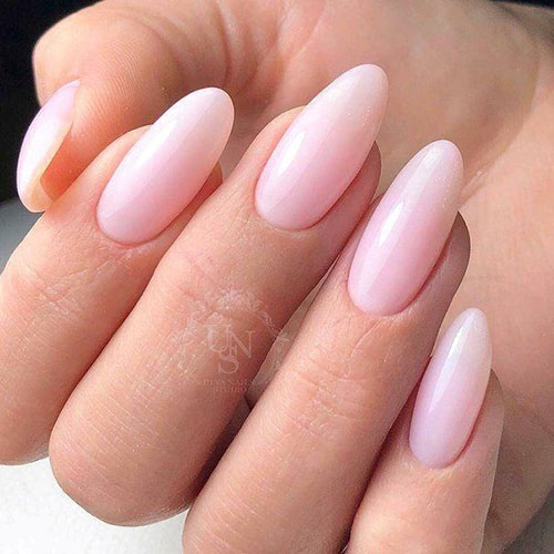 Oval Point Nails