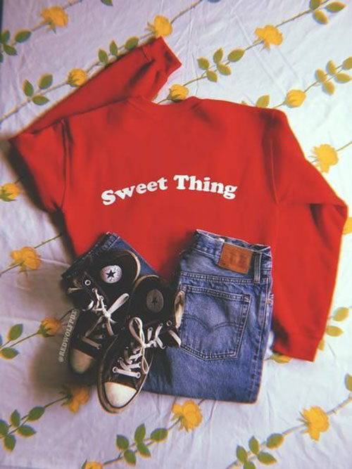 90S Day Outfits Women