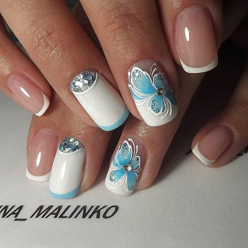 Nail Art Stripes Designs