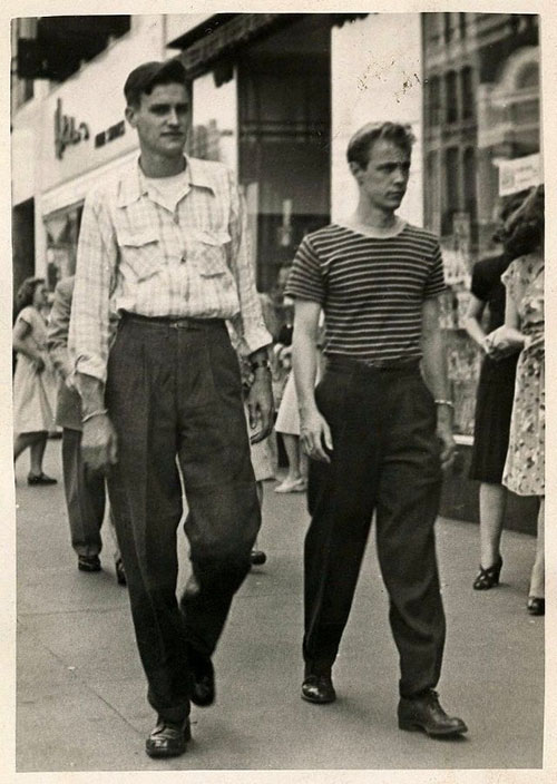 Elegant 50S Outfits For Guys