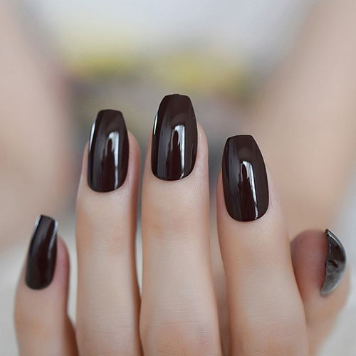 Nail Shapes For Wide Nails
