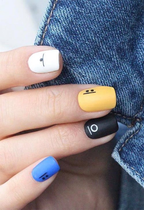 2019 Nail Designs For Short Nails