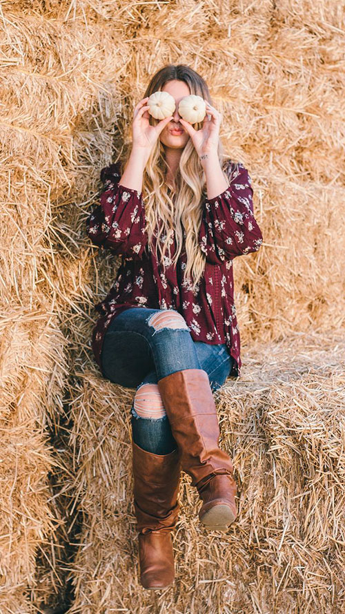 Trendy Fall Outfits