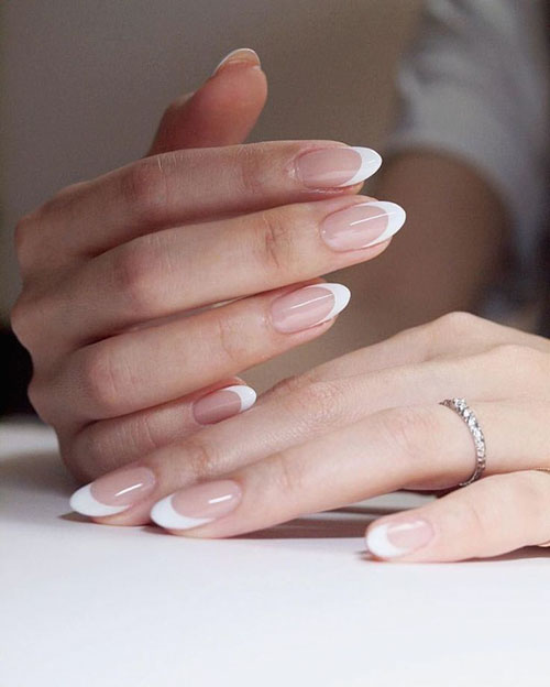 French Nails Gel