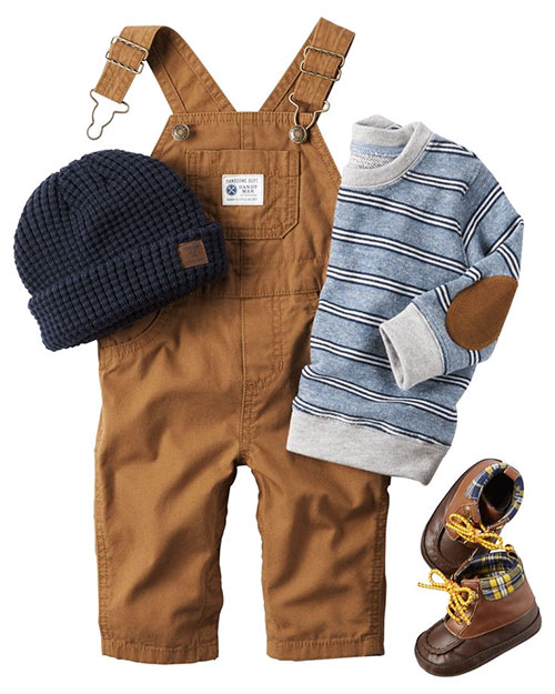 Fall Outfits For Boy Baby