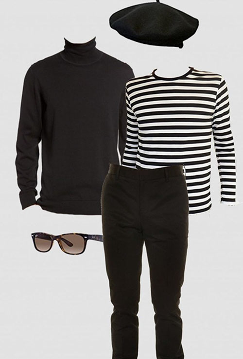Classic 60S Outfits Men