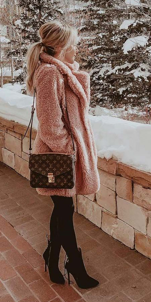Elegant Winter Outfits