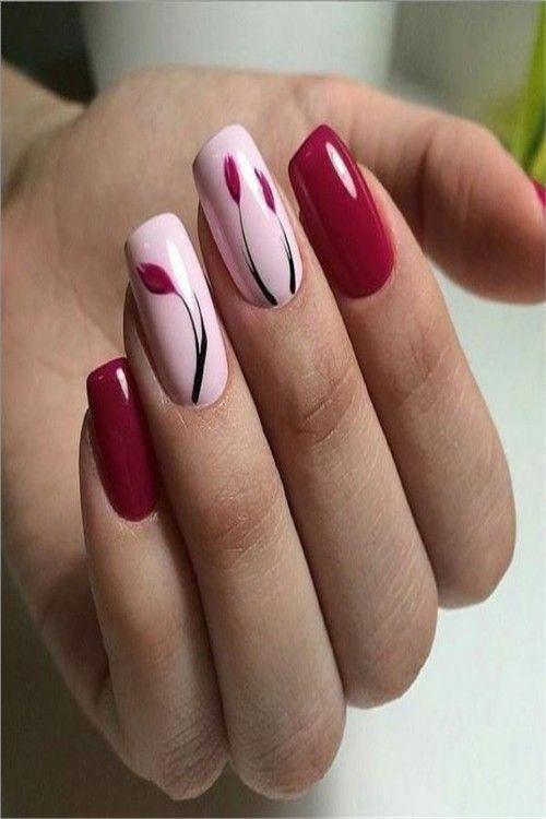Spring 2020 Nail Designs