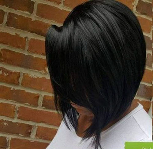 Weave Bob Hairstyles Black Hair