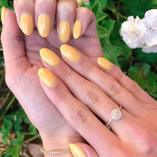Filing Almond Shaped Nails
