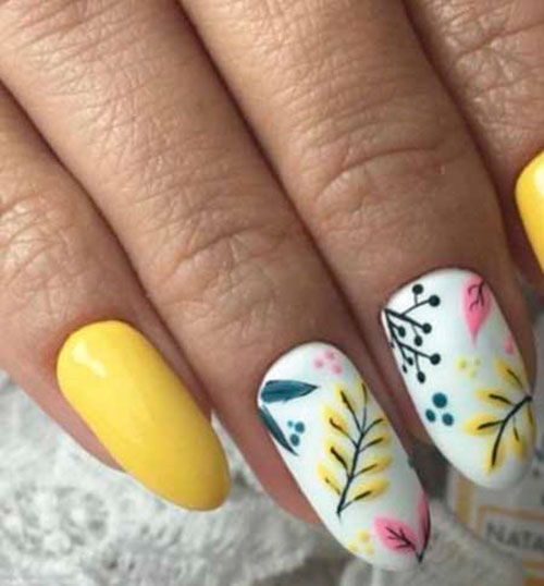 New Nail Designs For Spring 2020