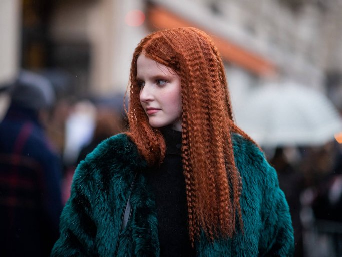Creped hair | © Getty Images